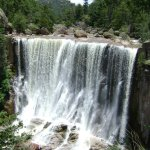 Cusarare waterfall