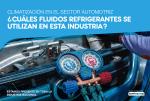 El R134a y el nuevo R1234YF son sólo algunos ejemplos de los Fluidos Refrigerantes utilizado en el sector automotriz