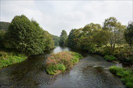 Die Eder bei Beddelhausen