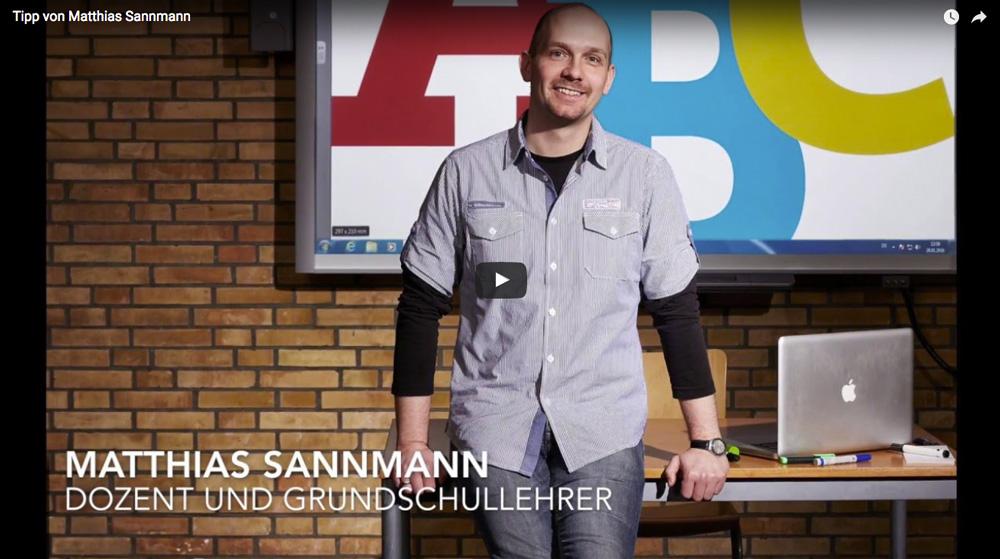 Audio-Slideshow Interview
