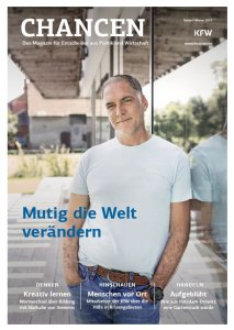 Cover Chancen-Magazin