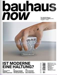 Bauhaus Now Cover
