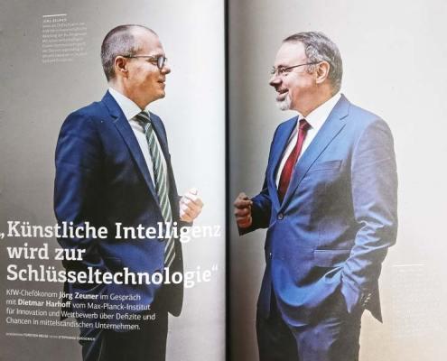 KfW Chancen Magazin