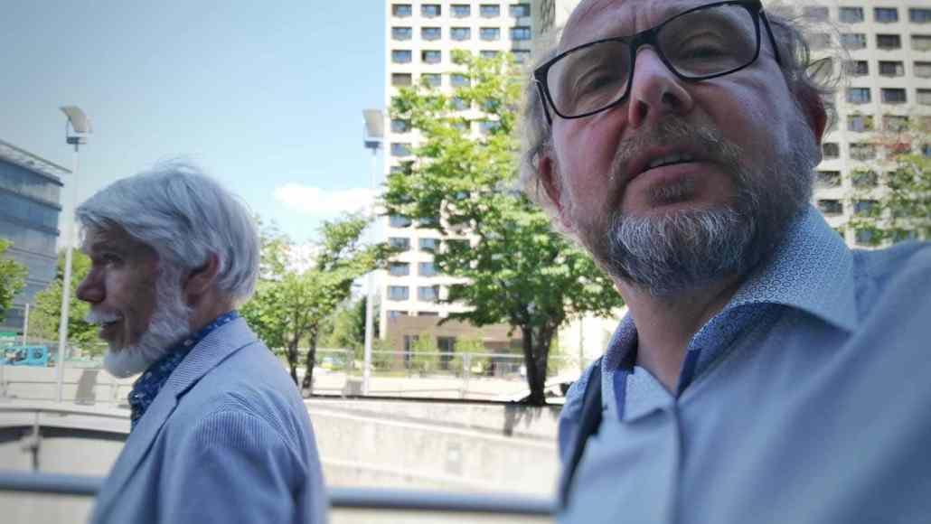 Torsten Meise und Prof. Dr. Dr. Manfred Moldaschl