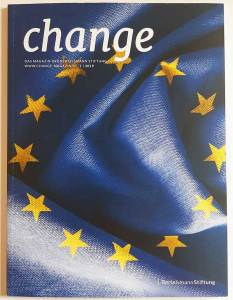 Cover Change Magazin 1 2019