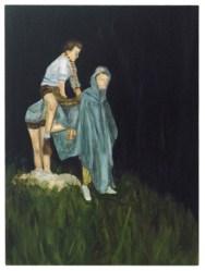 Malerei, Abel Baker Gutierrez