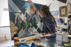 James Bullough, Atelier