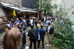 TRAPHOUSE III, Vernissage