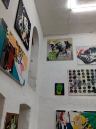 TARANTULA TENTACULUM, Ausstellungsansicht, Diego Fernandes