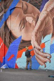 James Bullough, Detroit Michigan USA, 2017