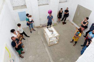 AROMA MUSA © Führung durch die Ausstellung mit Felix Becker