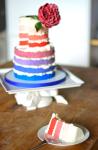 Obmre torta készítése, színezése képes segítséggel