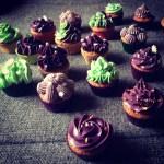 Mézes fűszeres cupcake recept, extra vajkrémekkel