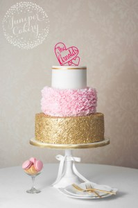 pink-ruffle-gold-sequin-wedding-cake-ivory-w-juniper-cakery-14