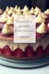 Fraisier- epres- vaníliás hétvégi finomság