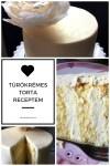 Túrókrémes torta készítése, rengeteg videóval