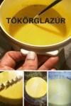 Tükörglazúr készítése, egy kicsit egyszerűbb recepttel