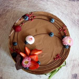 Torta Művek tejmentes csoki