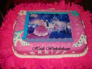 Tortas decoradas de Barbie (5)
