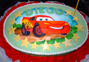 tortas decoradas de cars (1)
