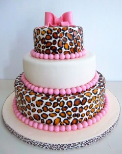 Tortas decoradas con animal print (9)