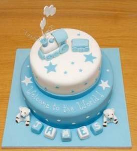 15 tortas decoradas para baby shower (10)