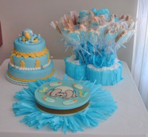 15 tortas decoradas para baby shower (7)