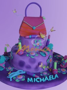 10 Femeninas tortas decoradas con zapatos (10)
