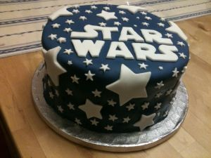 10 originales tortas decoradas de Star Wars (1)
