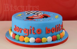 10 Tortas decoradas con autos (7)