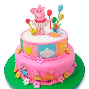 10 tortas decoradas de peppa pig (6)