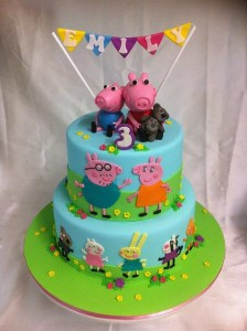 10 tortas decoradas de peppa pig (8)