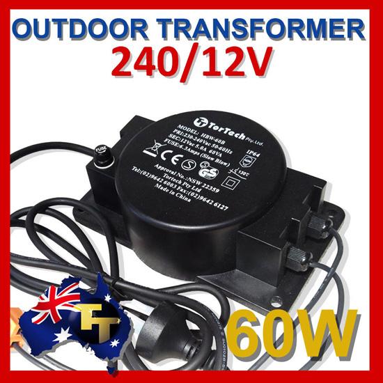 12v Outdoor Lighting Transformer  details about 12v ac low