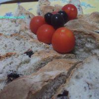 Pane alle olive di Gaeta