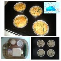 I muffin salati alle zucchine - Ricetta Vegana