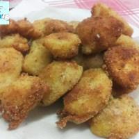 Patate fritte impanate