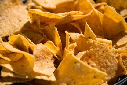 Chips de Maiz - Fajita Brand