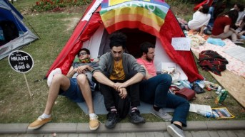 Turkish court annuls park plan that led to protests