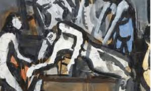 Domenico Rossi. Un pittore bergamasco a Cerreto Grue
