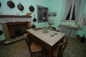 Casa Coppi Castellania - La Cucina