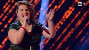 Selena Bricco a The Voice of Italy