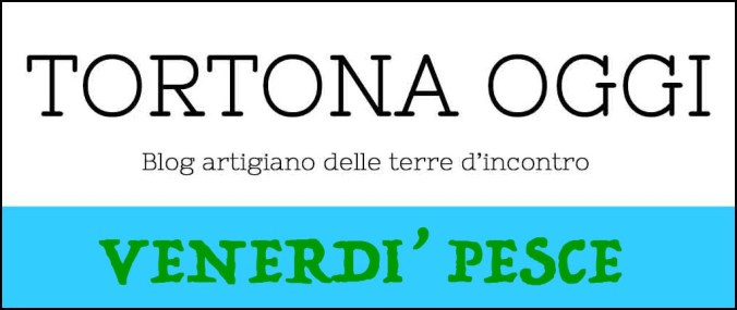 VENERDI' PESCE - Blog artigiano