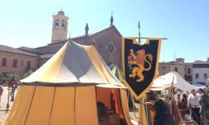 La festa medievale di San Desiderio a Castelnuovo Scrivia (Al)