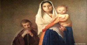 Il Divisionismo Pinacoteca Fondazione CR TortonaSacra Famiglia di Pellizza da Volpedo