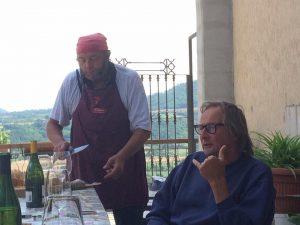 Walter Massa e Pigi a Monleale