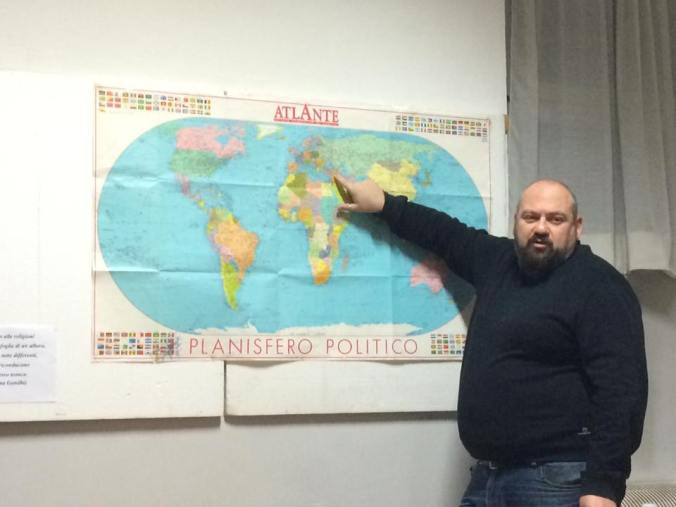 Intervista allo storico Mehmet Raffaele Frugis