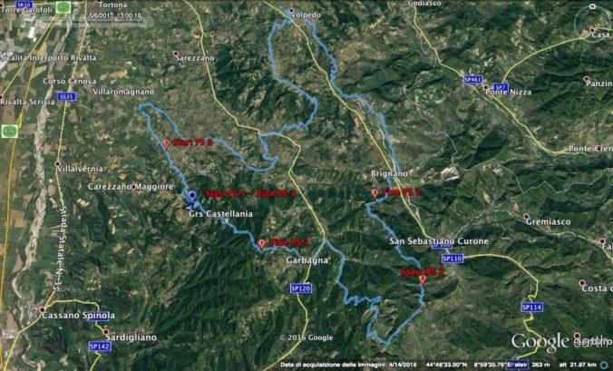 Gravel Road Series La Mitica a Castellania, Dernice, Garbagna e Volpedo