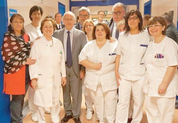 Ospedale Civile di Tortona 25 ottobre 2017