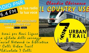 Il Country User e i treni per Novi Ligure