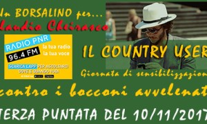 Un Borsalino per il Country User